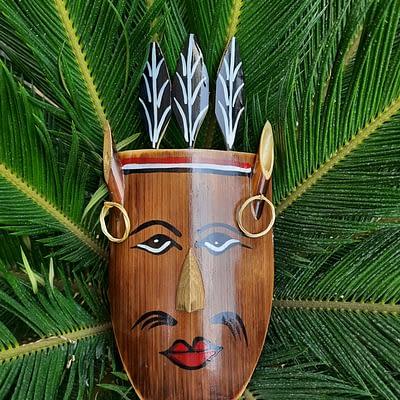 naga mask