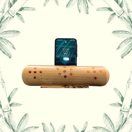 bamboo speaker