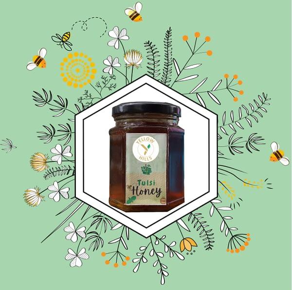 tulsi honey